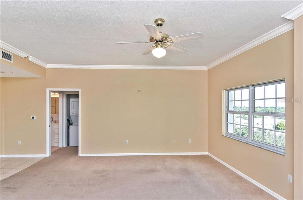 Living room - Condo for sale at 3730 Cadbury Cir #614, Venice, FL 34293 - MLS Number is N6107624