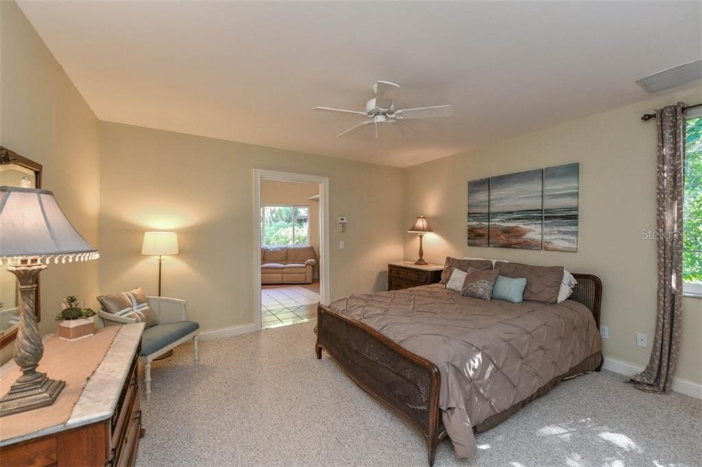 First guest bedroom - Single Family Home for sale at 7785 Manasota Key Rd, Englewood, FL 34223 - MLS Number is N6107786