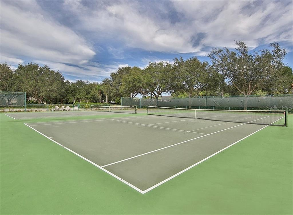 Tennis - Condo for sale at 891 Norwalk Dr #205, Venice, FL 34292 - MLS Number is N6108169