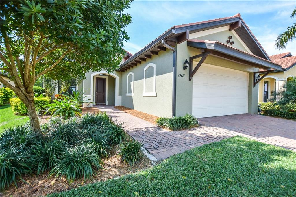 Homeowners Association Community Disclosure - Single Family Home for sale at 23421 Copperleaf Dr, Venice, FL 34293 - MLS Number is N6109323