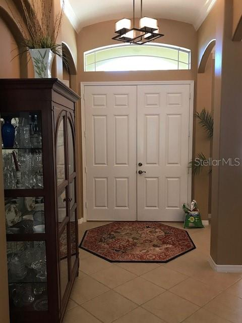 Foyer - Single Family Home for sale at 19694 Cobblestone Cir, Venice, FL 34292 - MLS Number is N6109367