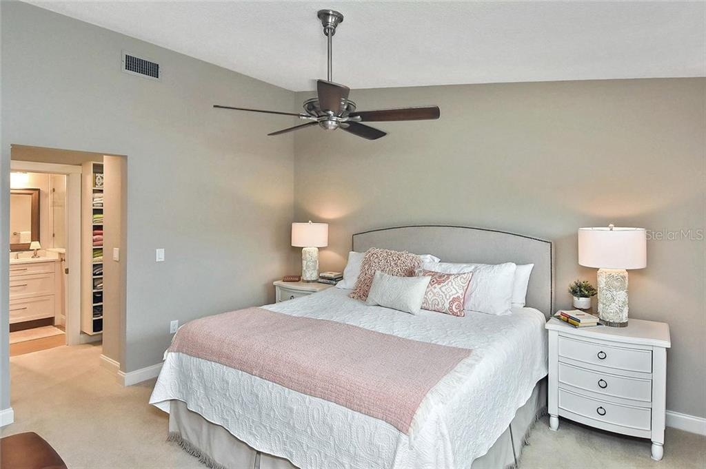 Master bedroom - Condo for sale at 448 Palmetto Ct #B5, Venice, FL 34285 - MLS Number is N6109553