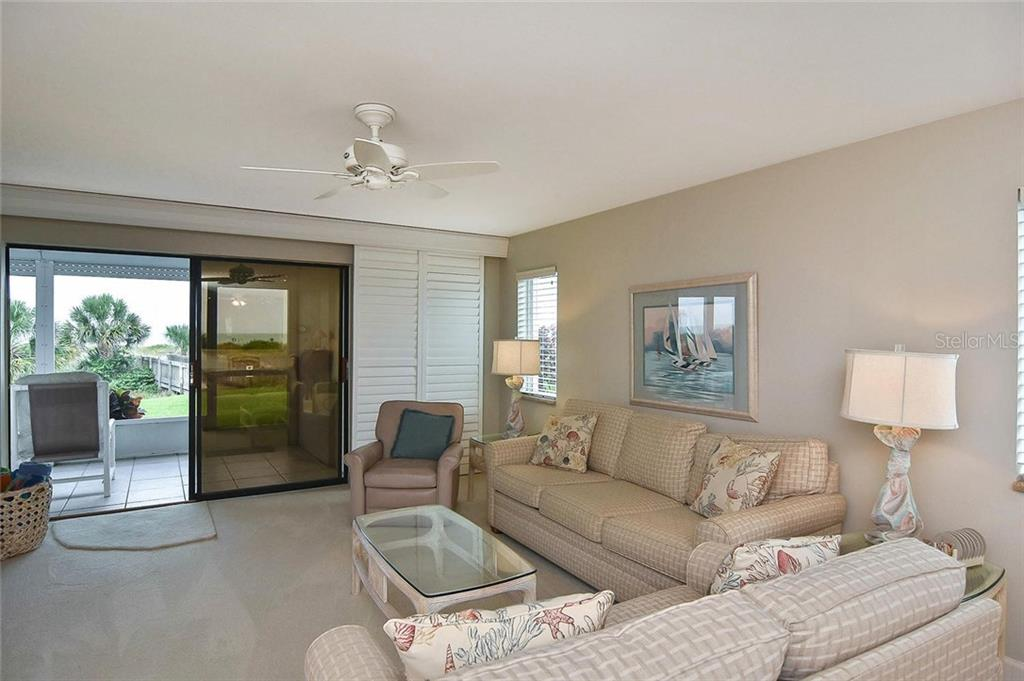 Living room - Condo for sale at 862 Golden Beach Blvd #862, Venice, FL 34285 - MLS Number is N6110157