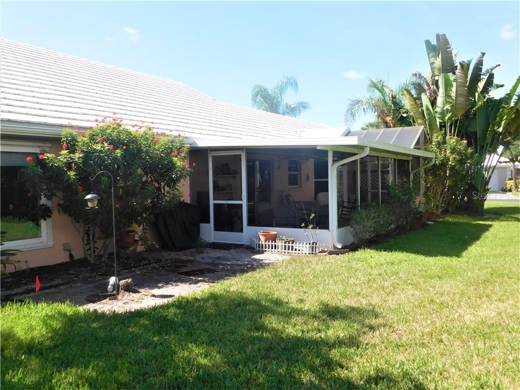 Sellers Property Disclosure Unoccupied - Villa for sale at 743 Harrington Lake Dr N #29, Venice, FL 34293 - MLS Number is N6111290