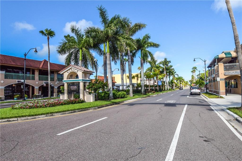 Downtown Historic Venice - Single Family Home for sale at 414 Cardiff Rd #22, Venice, FL 34293 - MLS Number is N6111833