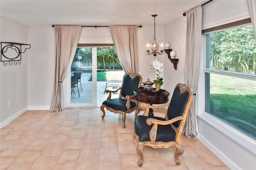 Master bedroom to patio - Single Family Home for sale at 608 Armada Rd S, Venice, FL 34285 - MLS Number is N6112900