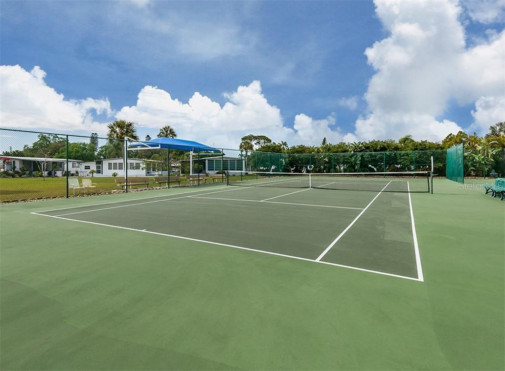 Tennis - Single Family Home for sale at 512 Cervina Dr S, Venice, FL 34285 - MLS Number is N6113162