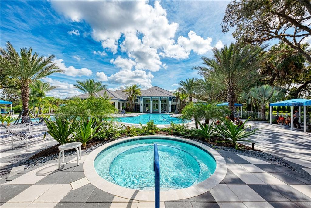 Spa - Villa for sale at 11433 Okaloosa Dr, Venice, FL 34293 - MLS Number is N6113314