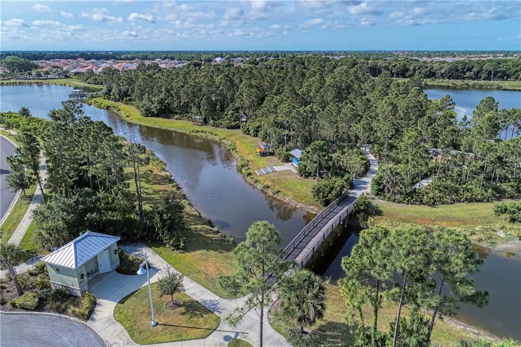 Water Views - Villa for sale at 11433 Okaloosa Dr, Venice, FL 34293 - MLS Number is N6113314
