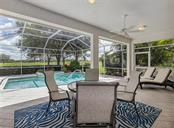 Spacious Lanai With Pool - Single Family Home for sale at 122 Ventana Way, Venice, FL 34292 - MLS Number is N5912714