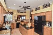 Kitchen - Single Family Home for sale at 769 Sawgrass Bridge Rd, Venice, FL 34292 - MLS Number is N5916484