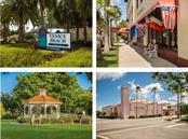 Shopping, dining, festivals and the arts are all within a few minutes from 100 The Esplanade #4 - enjoy living in the heart of historic downtown. - Condo for sale at 100 The Esplanade N #4, Venice, FL 34285 - MLS Number is N6100334