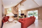 Family Room. - Single Family Home for sale at 837 Carnoustie Dr, Venice, FL 34293 - MLS Number is N6101166