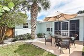 Looks like a great spot to relax. - Single Family Home for sale at 316 Alba St E, Venice, FL 34285 - MLS Number is N6102095