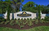 Entrance monument - Single Family Home for sale at 979 Chickadee Dr, Venice, FL 34285 - MLS Number is N6102266
