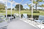 Screened porch - Villa for sale at 740 Brightside Crescent Dr #21, Venice, FL 34293 - MLS Number is N6102676