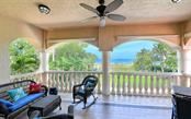 2nd floor balcony/terrace - Single Family Home for sale at 412 Hunter Dr, Venice, FL 34285 - MLS Number is N6105563
