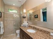 Guest Bath - Single Family Home for sale at 1050 Gulf Winds Way, Nokomis, FL 34275 - MLS Number is N6106314
