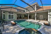 Pool/lanai - Single Family Home for sale at 854 Macewen Dr, Osprey, FL 34229 - MLS Number is N6106697