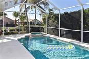 Pool, spa - Single Family Home for sale at 321 Dulmer Dr, Nokomis, FL 34275 - MLS Number is N6108685
