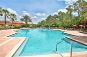 Community pool - Single Family Home for sale at 193 Medici Ter, North Venice, FL 34275 - MLS Number is N6110365