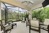 Covered Lanai and extension - Villa for sale at 11433 Okaloosa Dr, Venice, FL 34293 - MLS Number is N6113314