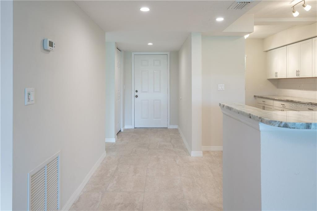 Foyer - Condo for sale at 7070 Fairway Bend Ln #169, Sarasota, FL 34243 - MLS Number is W7807848