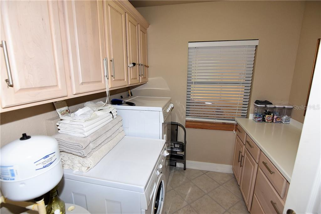 This condominium with its 2,600 square feet of living space has enough room for a separate Laundry Room - Condo for sale at 3210 Southshore Dr #11a, Punta Gorda, FL 33955 - MLS Number is C7402449