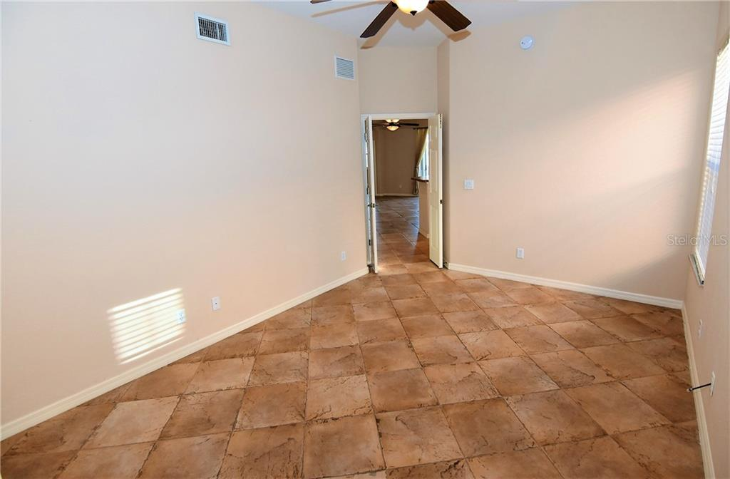 Over sized guest room 14 X 11 - Condo for sale at 3959 San Rocco Dr #212, Punta Gorda, FL 33950 - MLS Number is C7409637