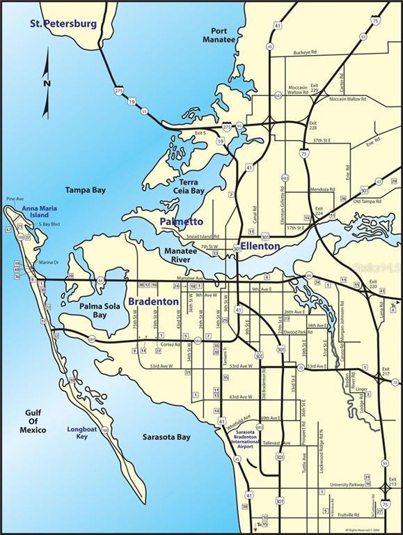 Partridge Ave Ellenton FL  MLS A - Florida map ellenton
