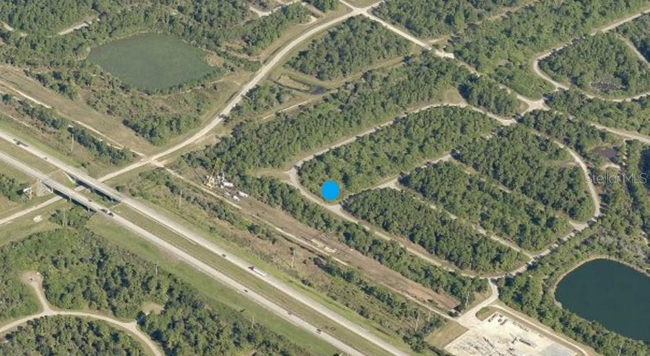 Devonia Cir North Port FL  MLS A - Florida map north port