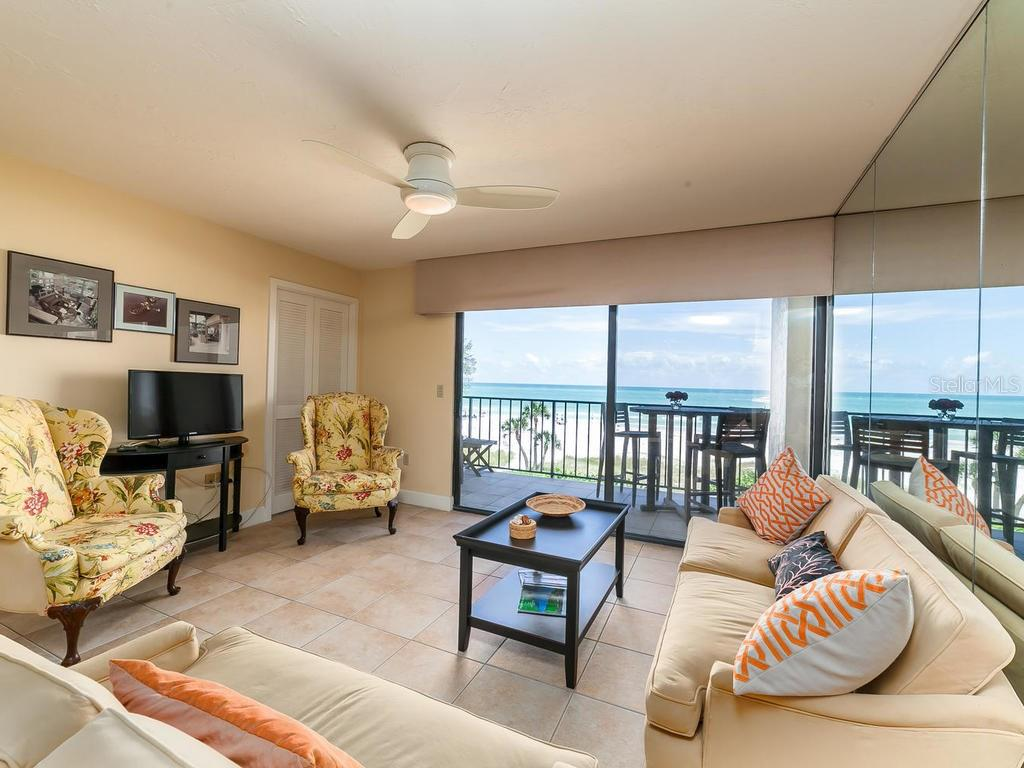 And wait for the sunset - Condo for sale at 20 Whispering Sands Dr #301, Sarasota, FL 34242 - MLS Number is A4190302