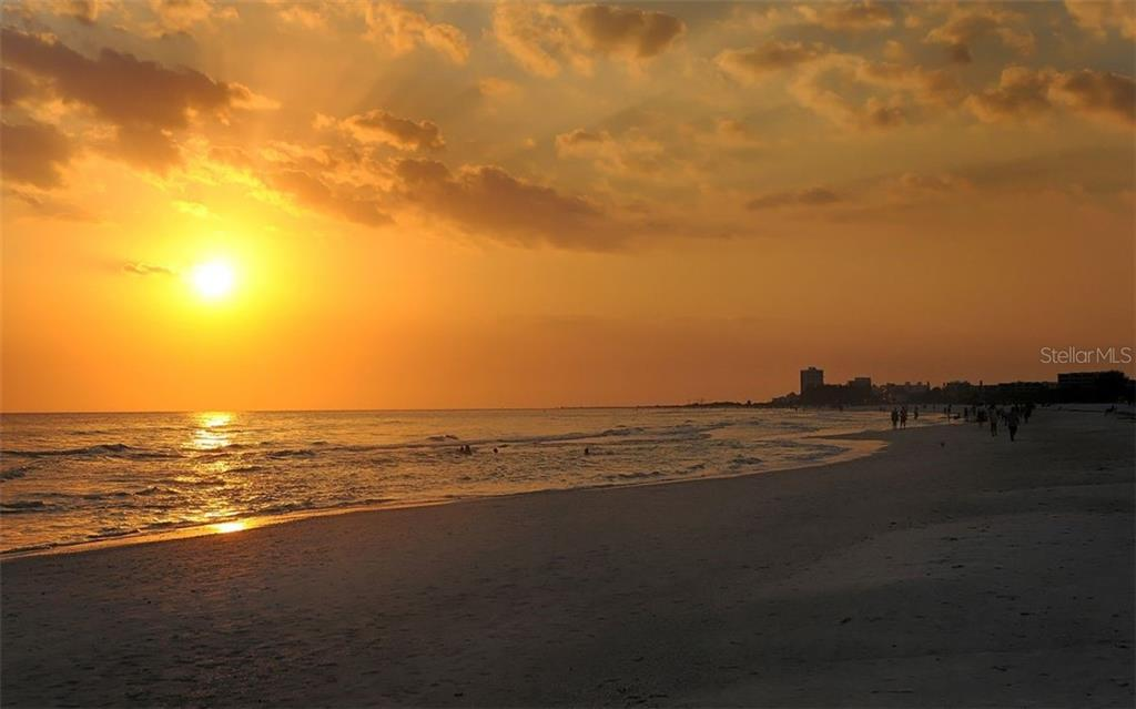 Sunset on beautiful Siesta Beach - Condo for sale at 5880 Midnight Pass Rd #810, Sarasota, FL 34242 - MLS Number is A4208619