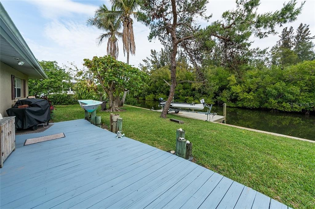 Backyard Deck Single Family Home For At 12308 W 42nd Avenue Dr Cortez