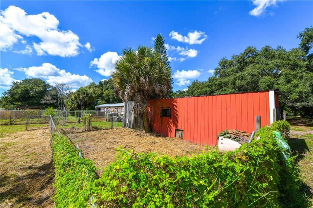 Plenty of individual fenced areas. - Single Family Home for sale at 2045 Frederick Dr, Venice, FL 34292 - MLS Number is A4416740
