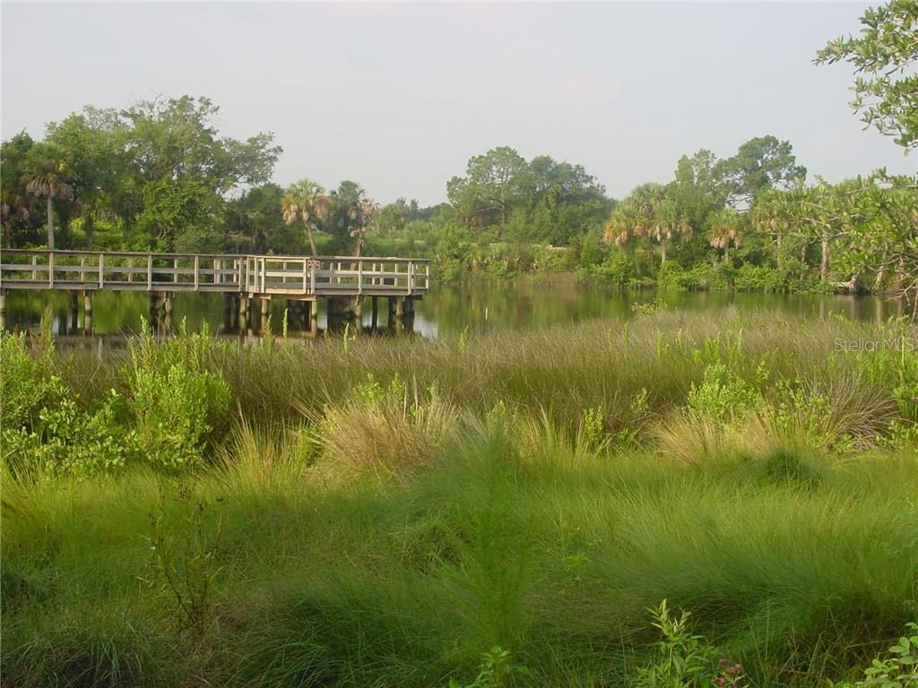 View of the Fishing Pier. - Condo for sale at 9453 Discovery Ter #201c, Bradenton, FL 34212 - MLS Number is A4423314