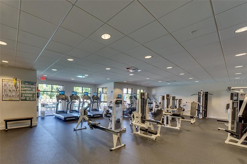 State of the Art Fitness Center - Condo for sale at 9453 Discovery Ter #201c, Bradenton, FL 34212 - MLS Number is A4423314