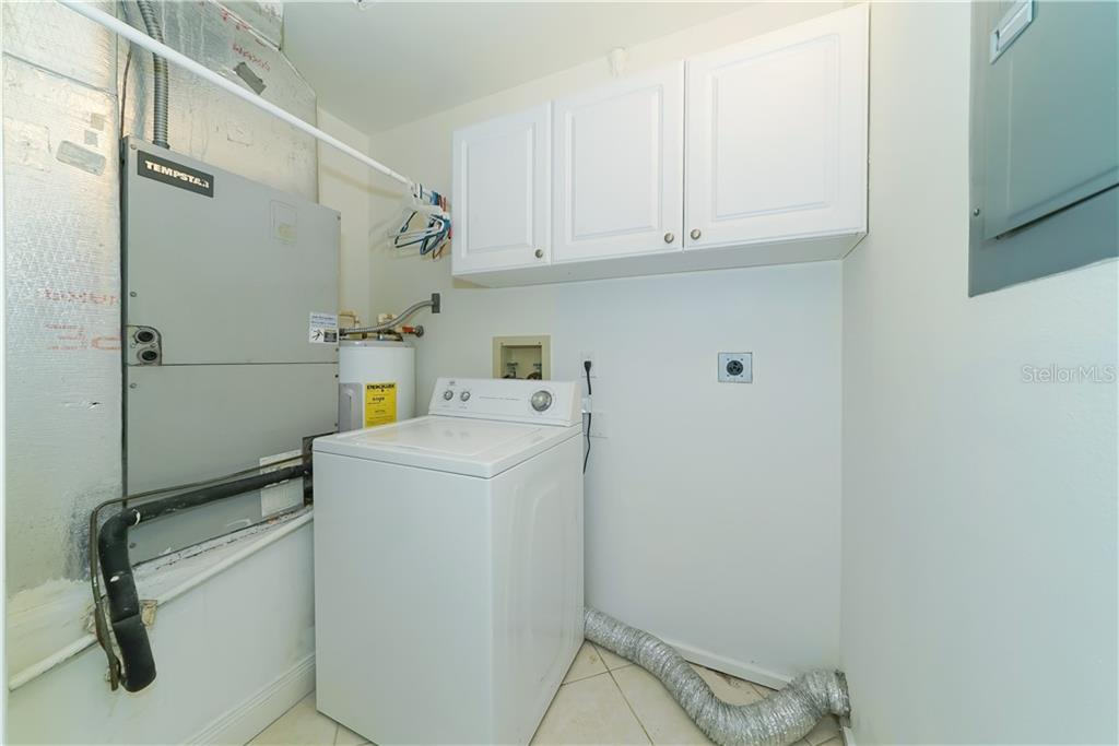 Second laundry room - Single Family Home for sale at 8106 Timber Lake Ln, Sarasota, FL 34243 - MLS Number is A4423770