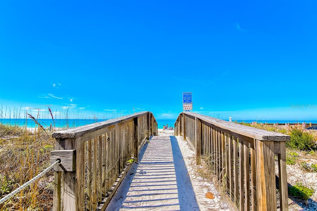 Beach access STEPS from house - Duplex/Triplex for sale at 2500 Gulf Dr N, Bradenton Beach, FL 34217 - MLS Number is A4424506
