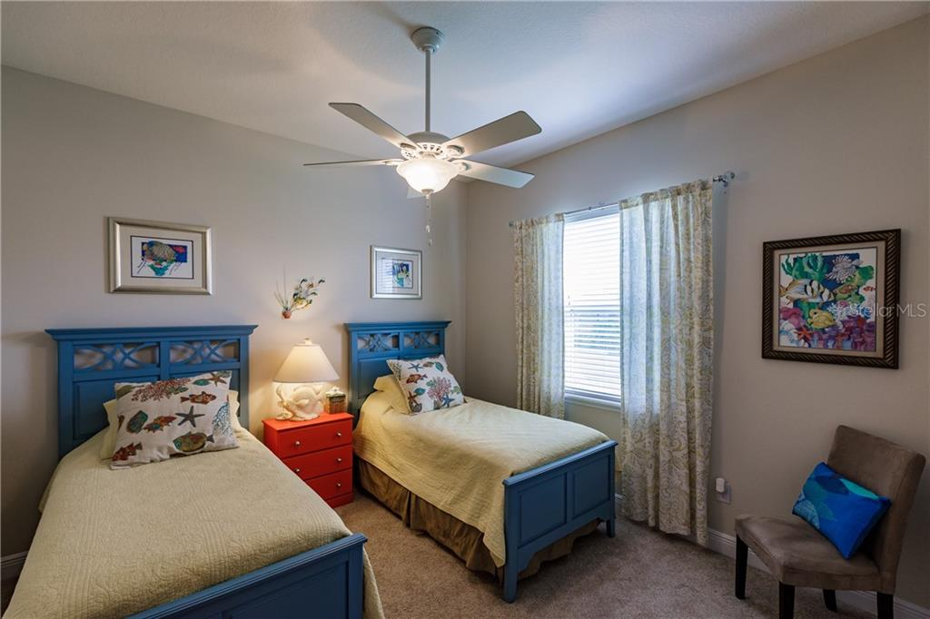 Bedroom 2 - Single Family Home for sale at 17006 1st Dr E, Bradenton, FL 34212 - MLS Number is A4432830
