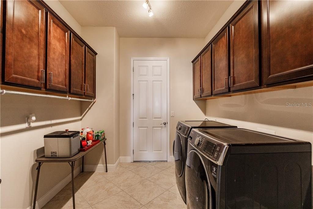 Laundry/mud room has tons of space. - Single Family Home for sale at 17006 1st Dr E, Bradenton, FL 34212 - MLS Number is A4432830