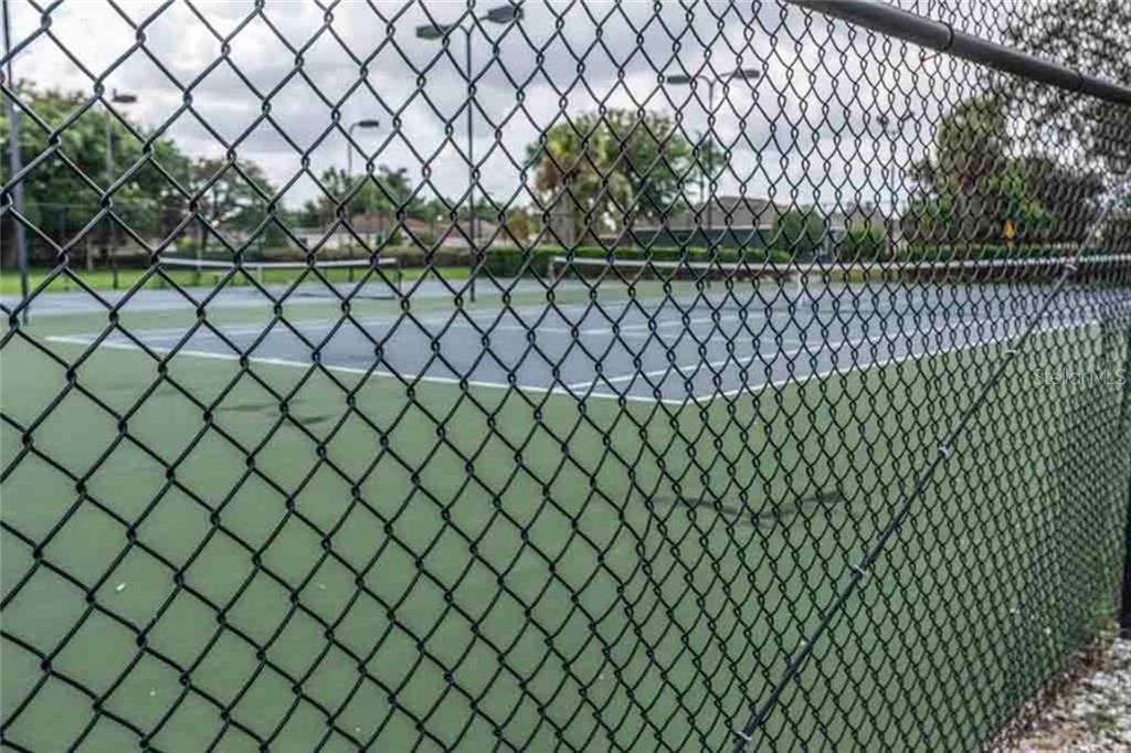 Creekwood Community Tennis Courts - Single Family Home for sale at 5109 76th St E, Bradenton, FL 34203 - MLS Number is A4443335