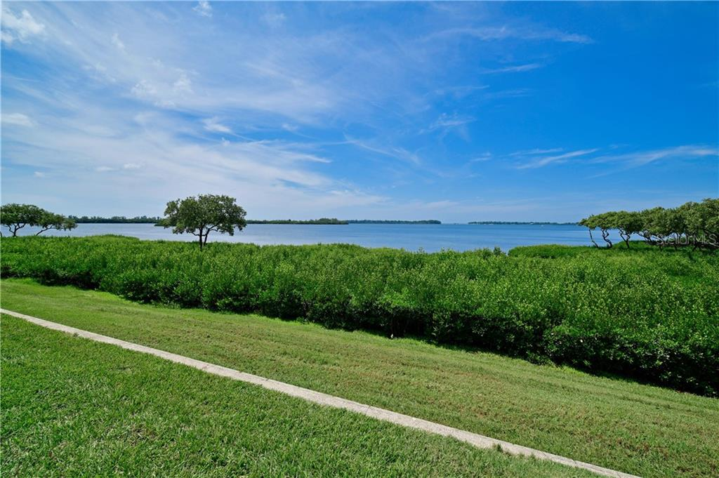 Bay front condo highlighted in red .. Mt Vernon on Sarasota Bay amenity rich & maintenance free offering the best value in coastal living .. It is truly second to none .. come see for yourself .. - Condo for sale at 4706 Independence Dr, Bradenton, FL 34210 - MLS Number is A4443759