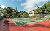 Community tennis courts - Single Family Home for sale at 148 Sand Dollar Ln, Sarasota, FL 34242 - MLS Number is A4206505